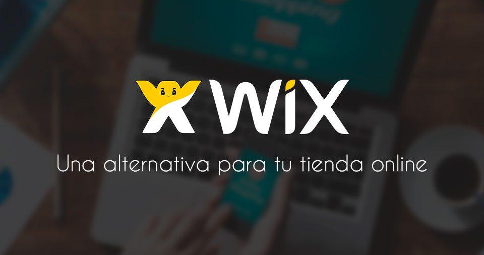 Wix E-Commerce - Una alternativa para tu tienda online