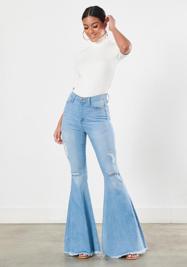 All or Nothing Flare Jeans