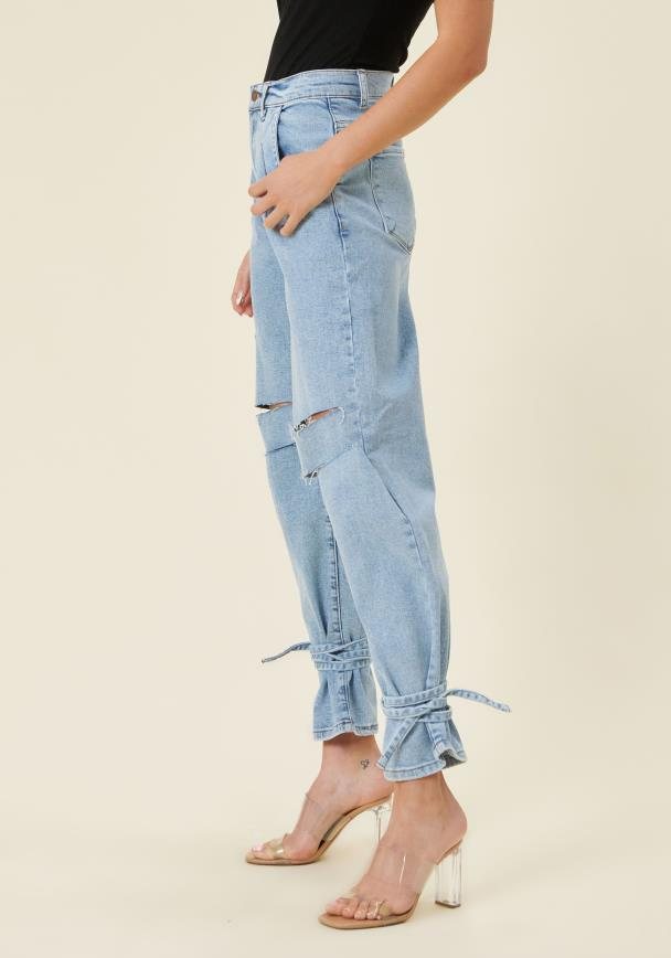 Naughty Wide Jeans