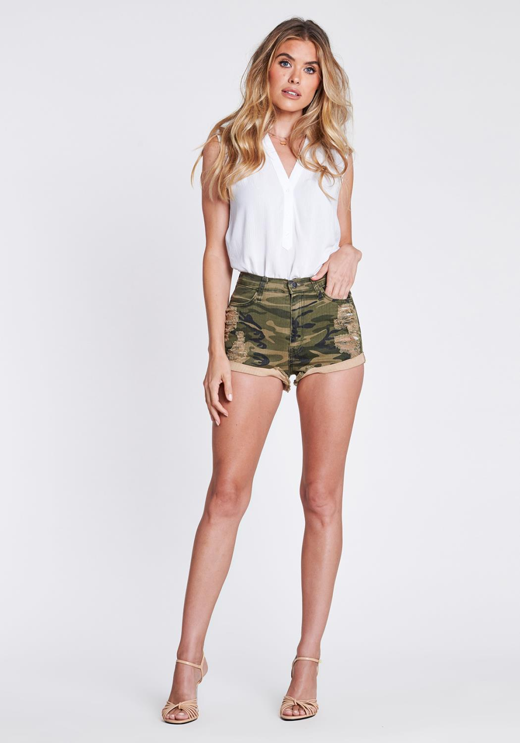 Cargo On-duty Shorts
