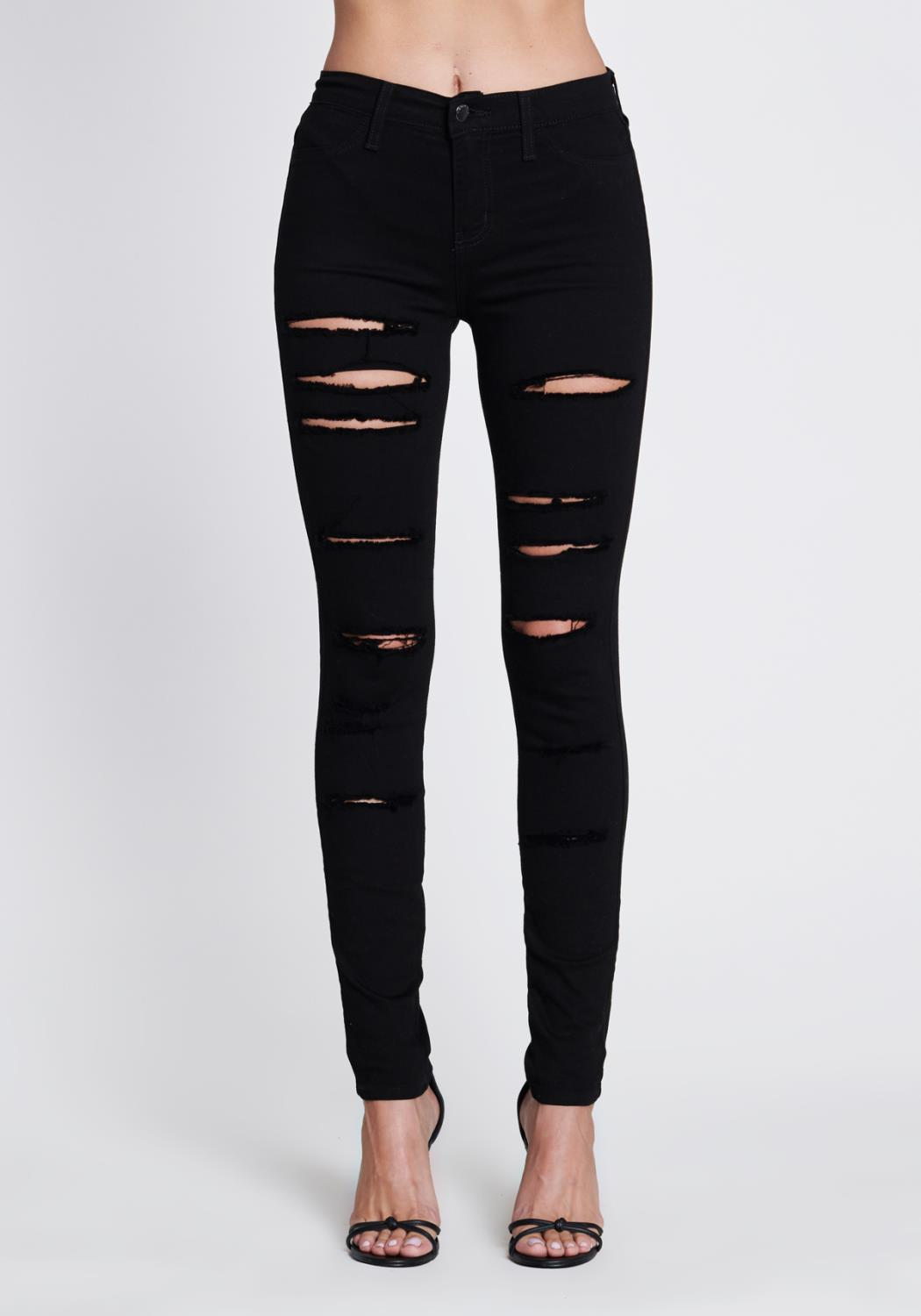Agnes Skinny Jeans