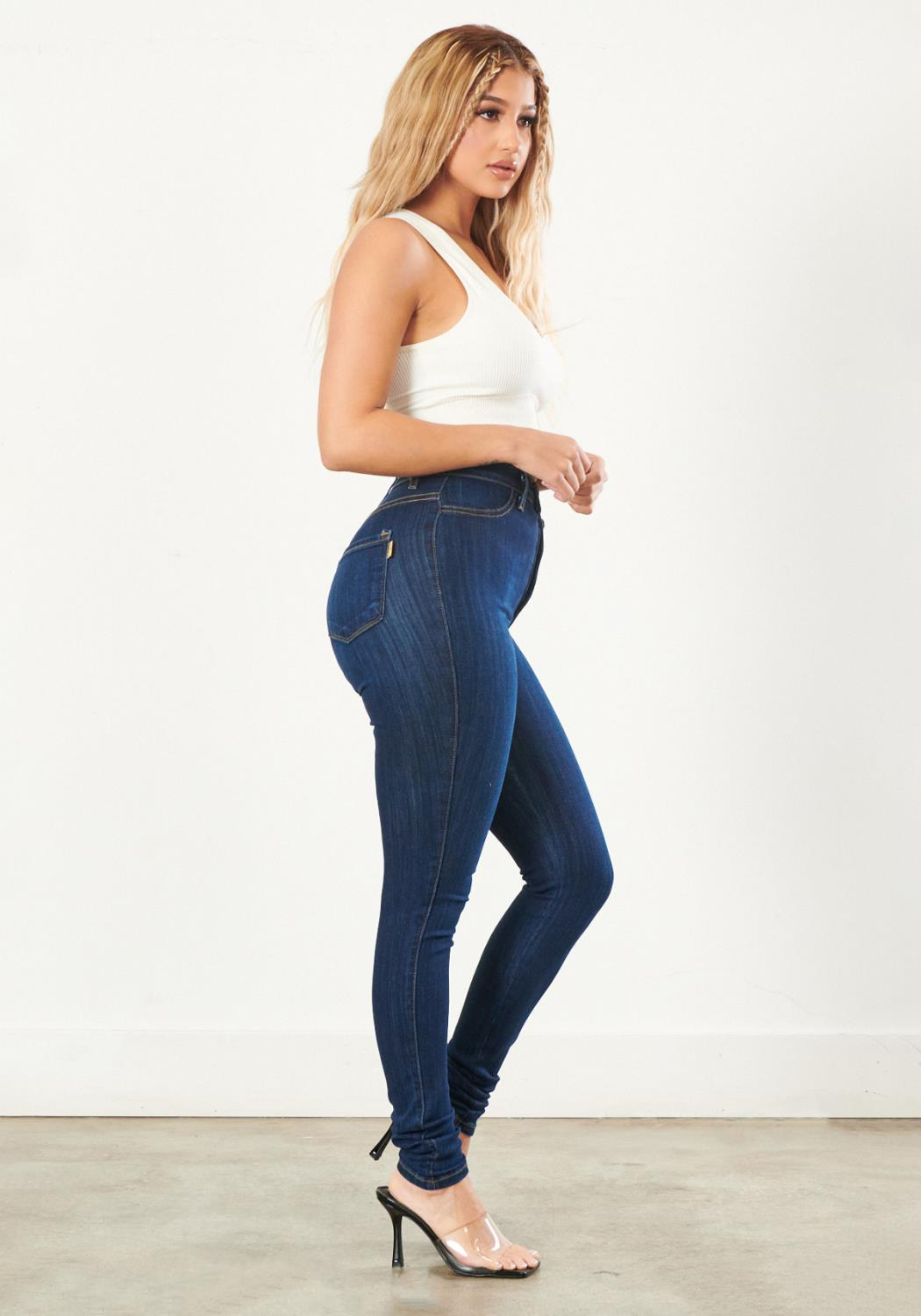 Nora Button Up Jeans
