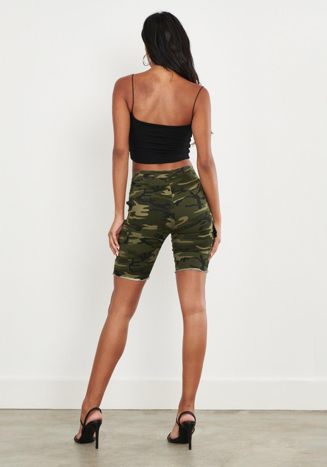 Cargo On-duty Longline Shorts