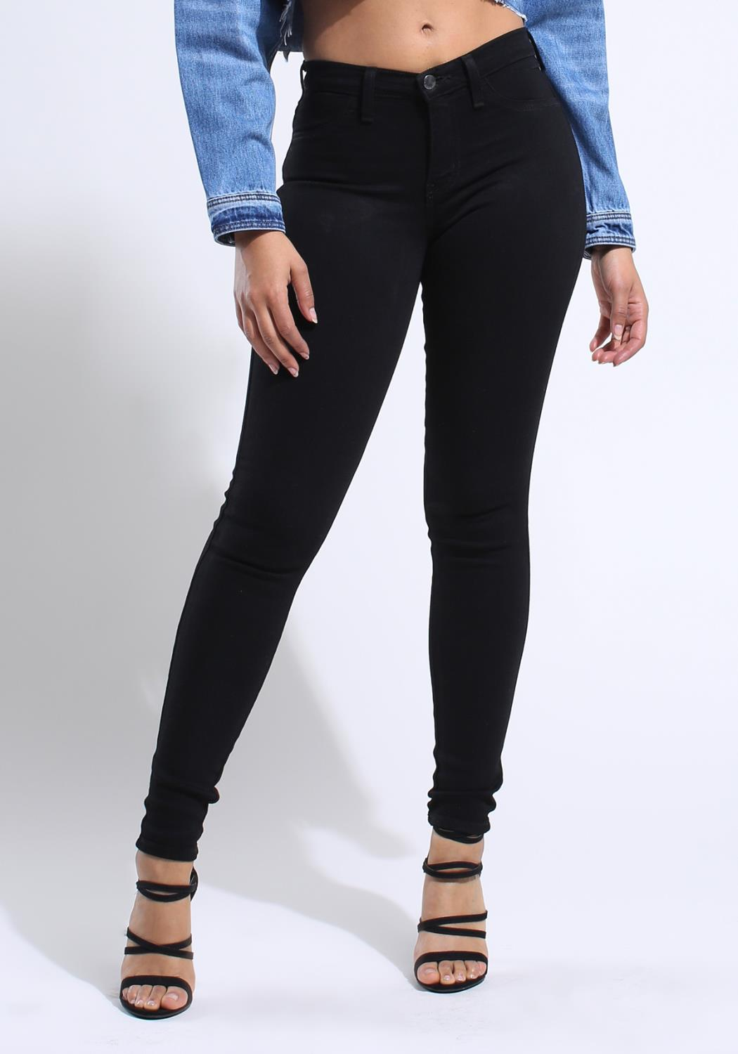 Everyday Uniform Black Jeans