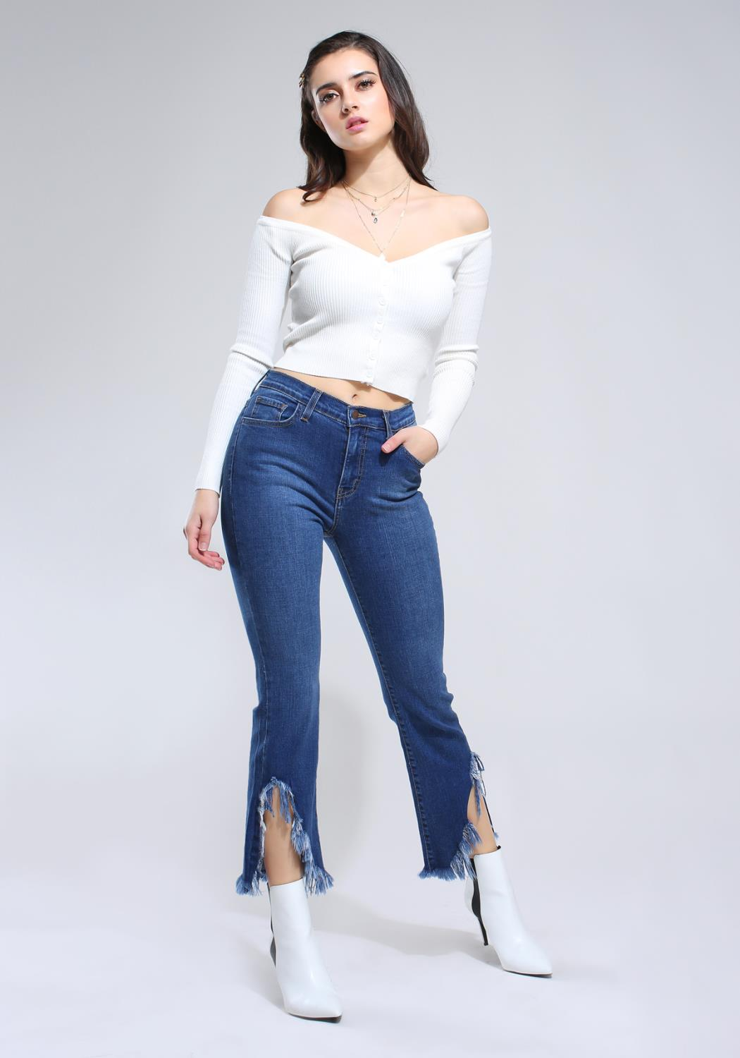 Lora Flare Jeans