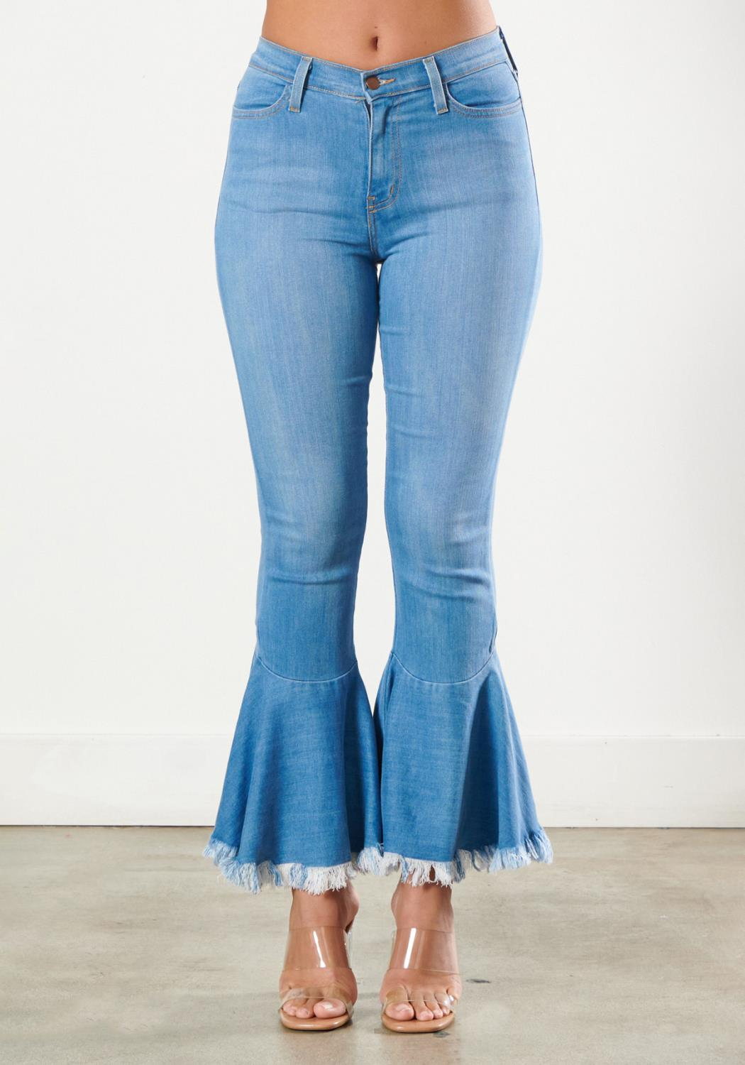 Flare Out Jeans