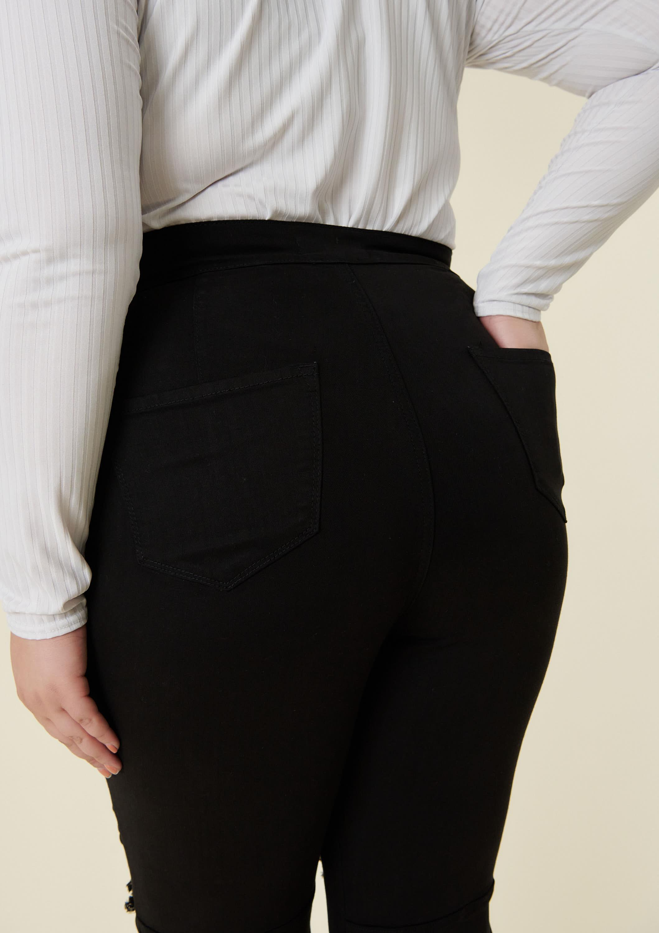 PLUS Bella Flare Jeans
