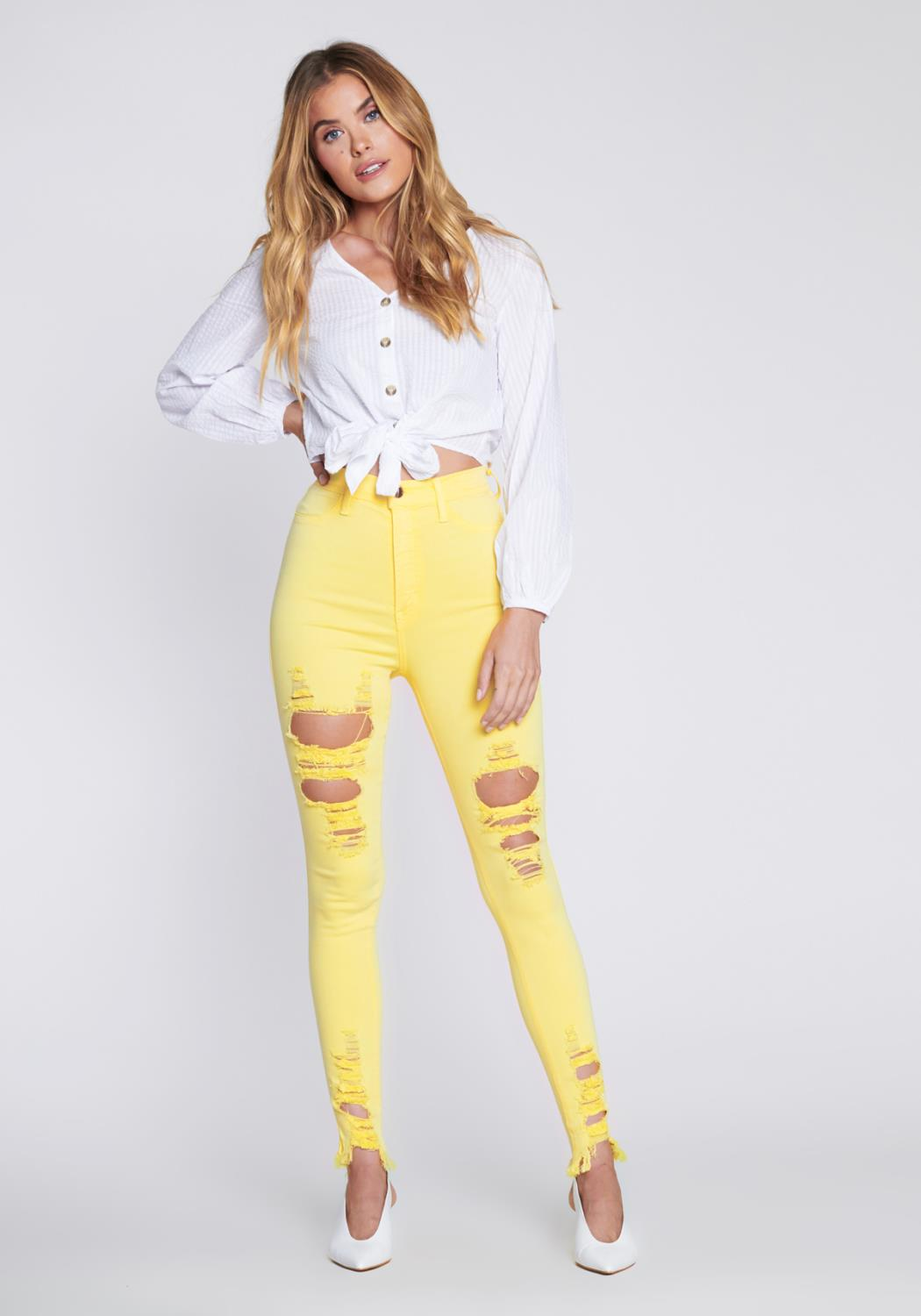 High Flyer Skinny Jeans