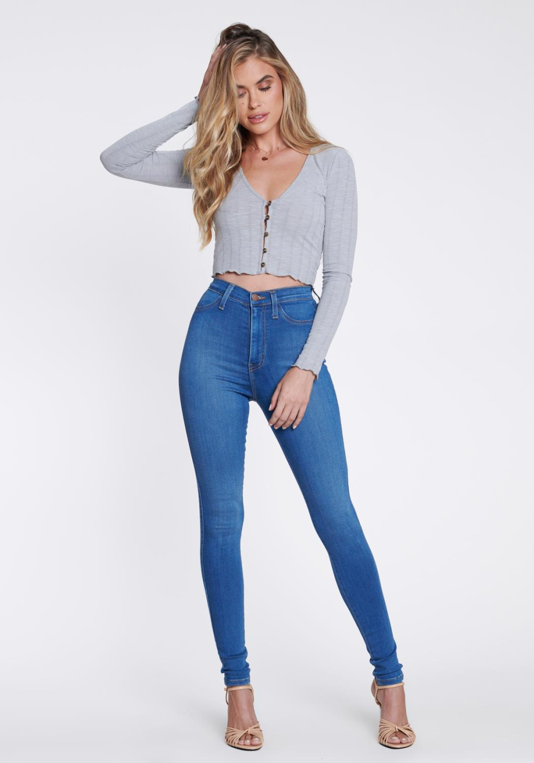 All Day Everyday Skinny Jeans