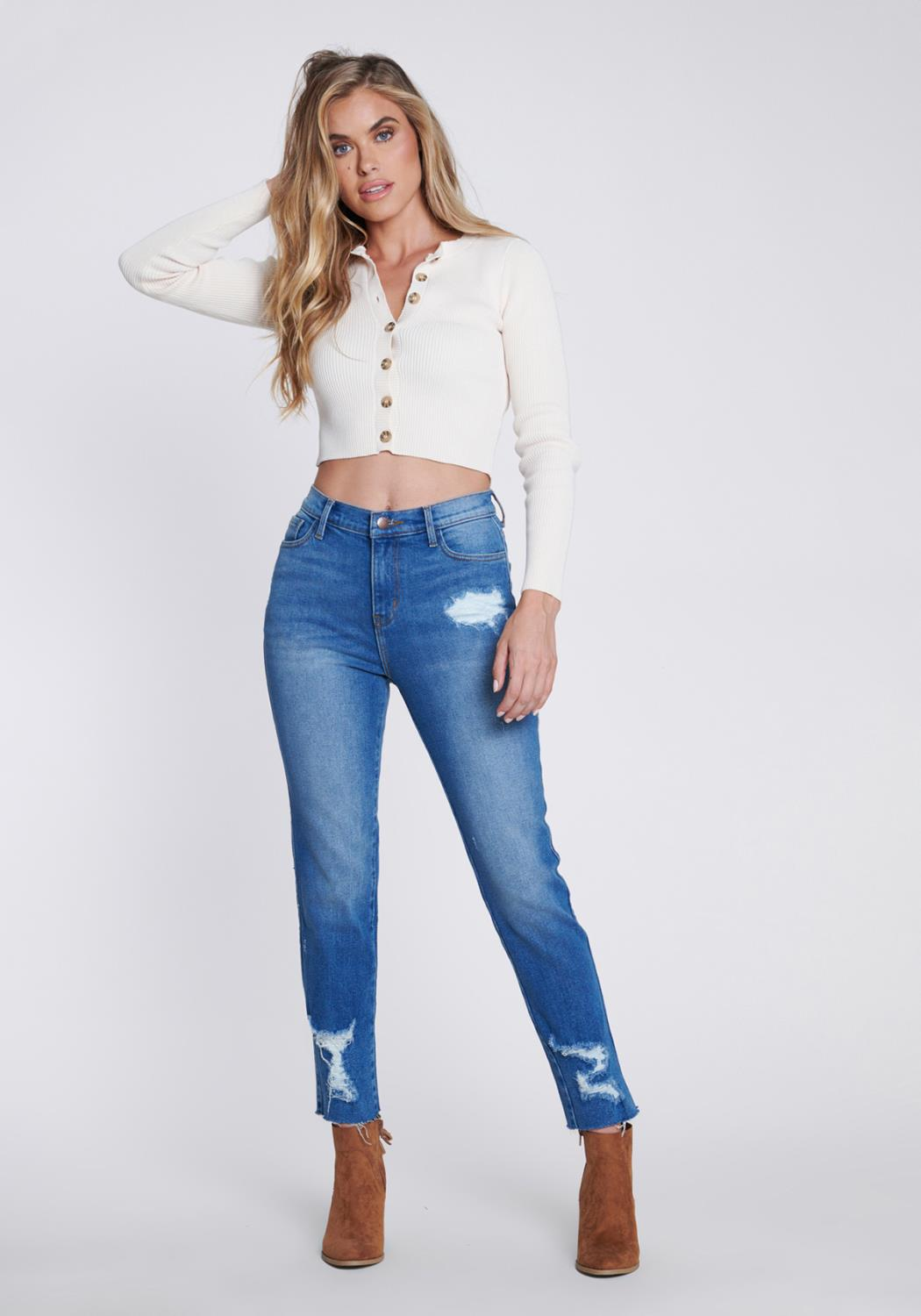 Day Dreamer Cropped Jeans