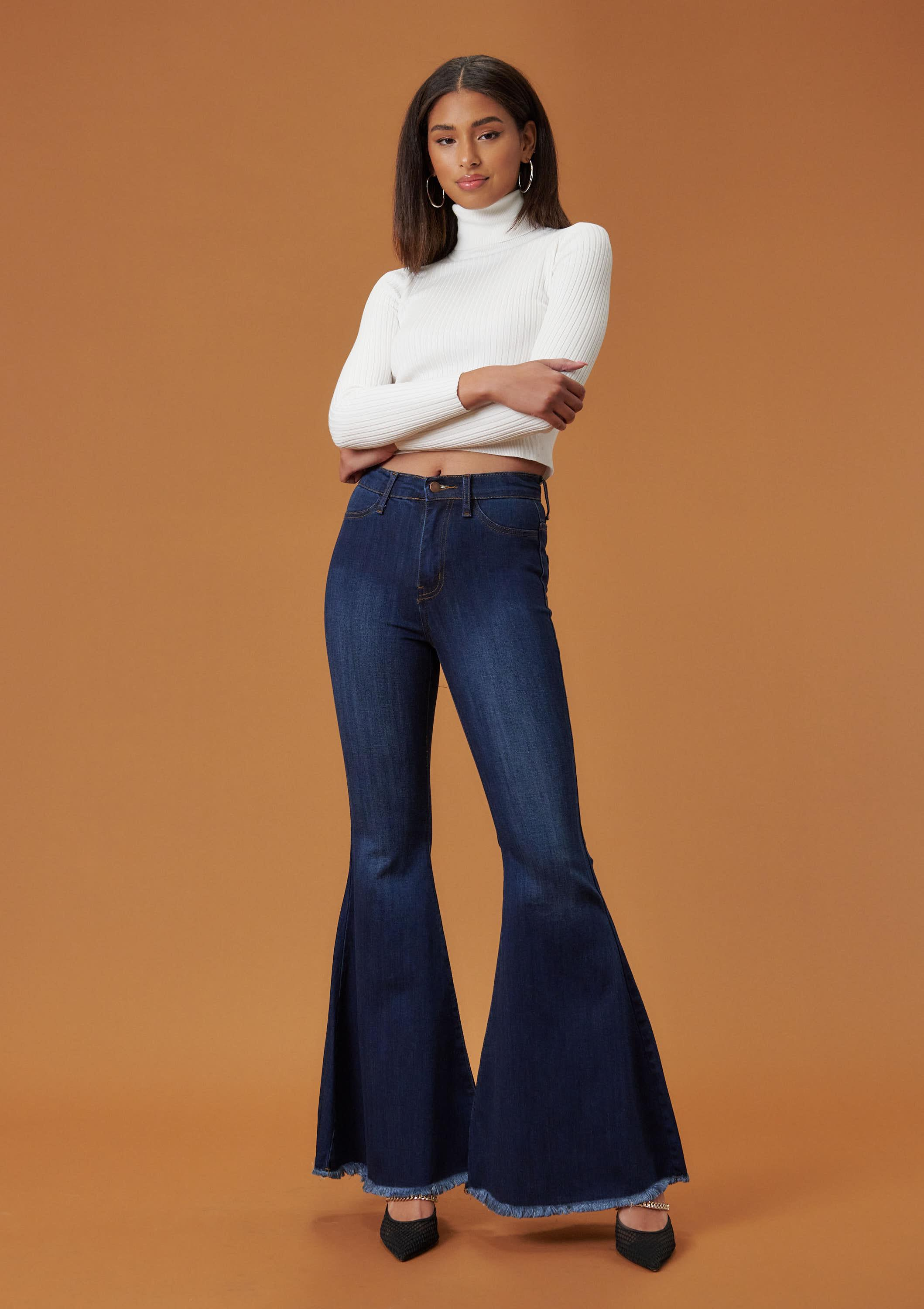 Sprung on You Flare Jeans