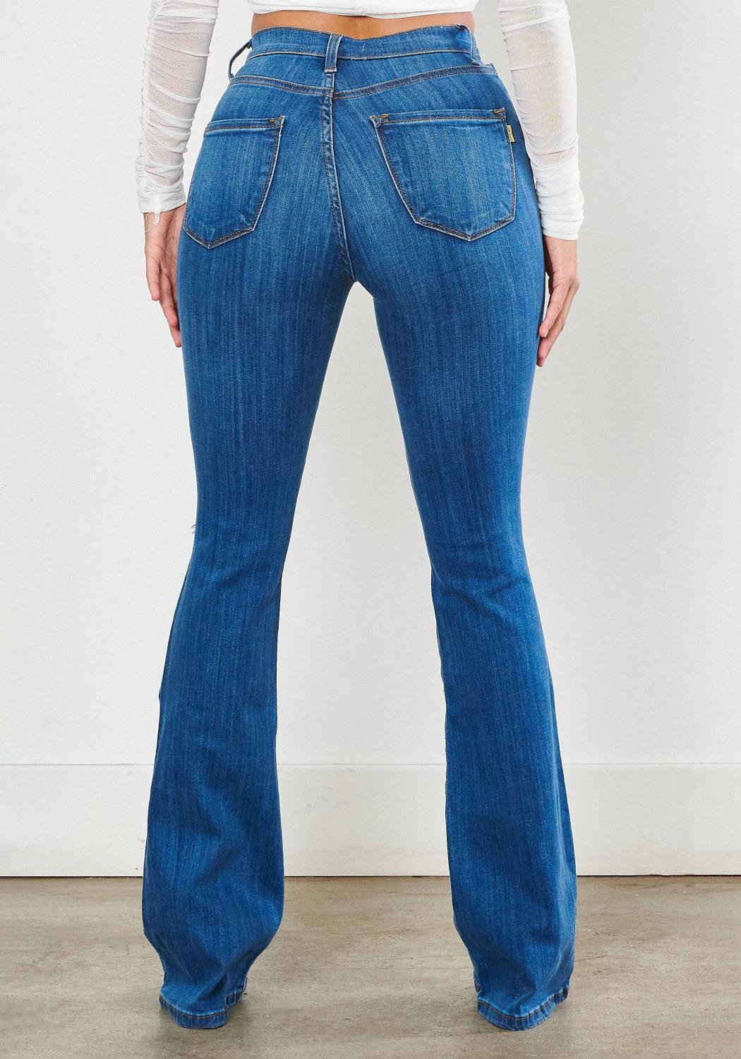 Anja Flare Jeans