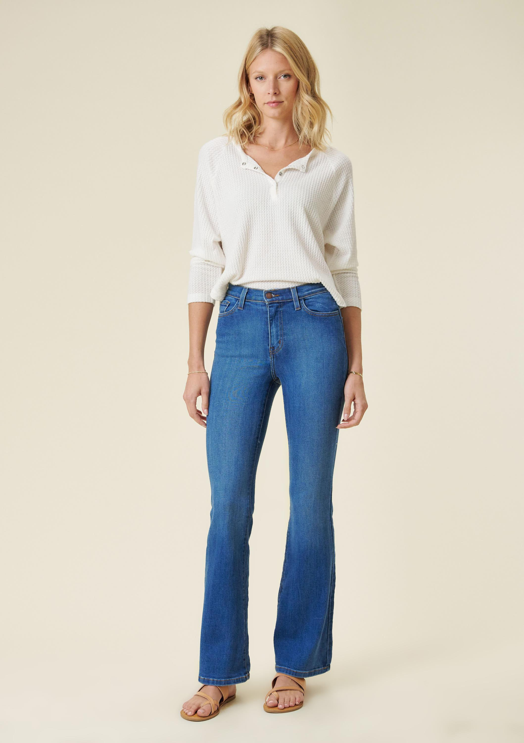 Love Affair Flare Jeans