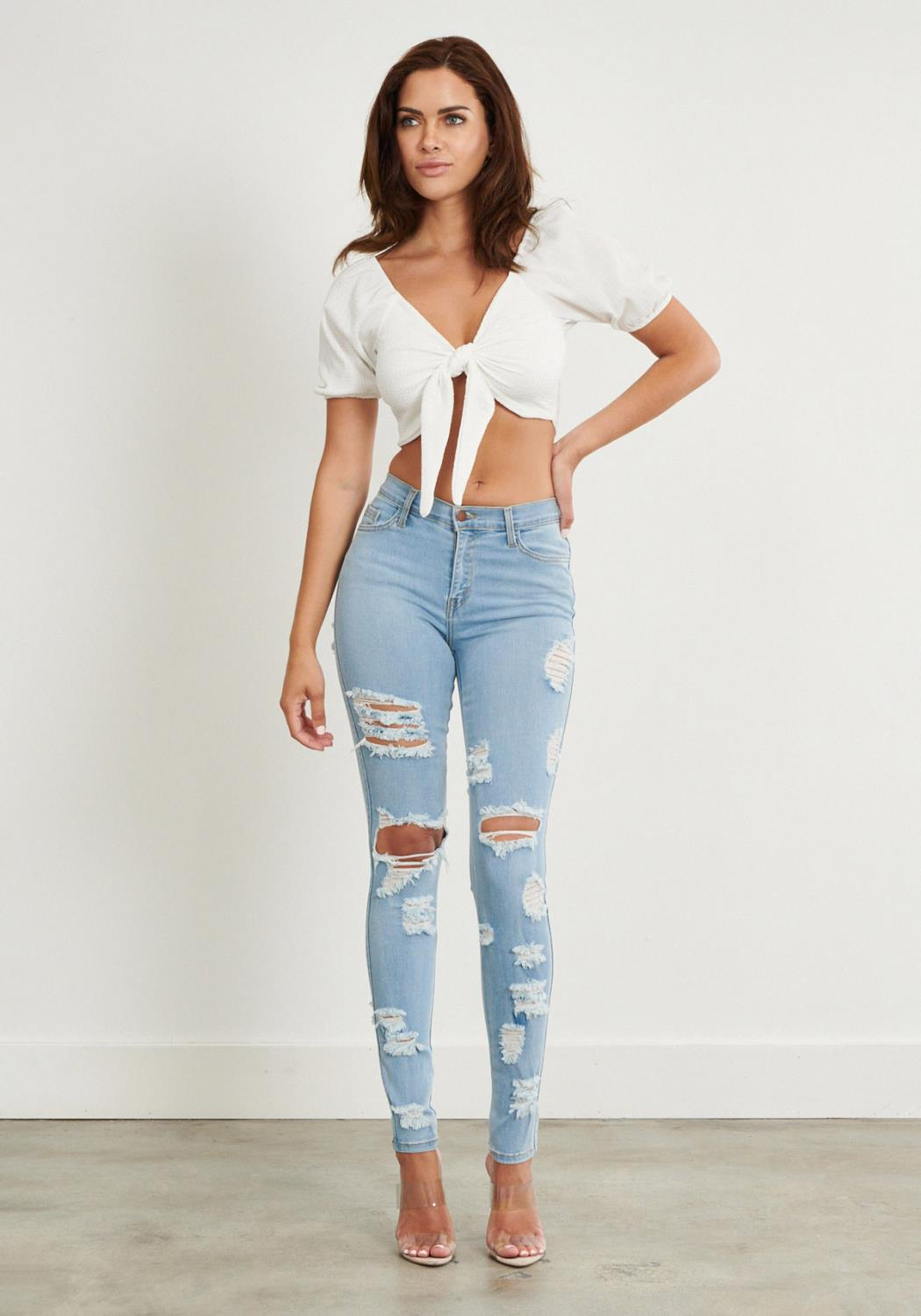 Falling for me Skinny Jeans