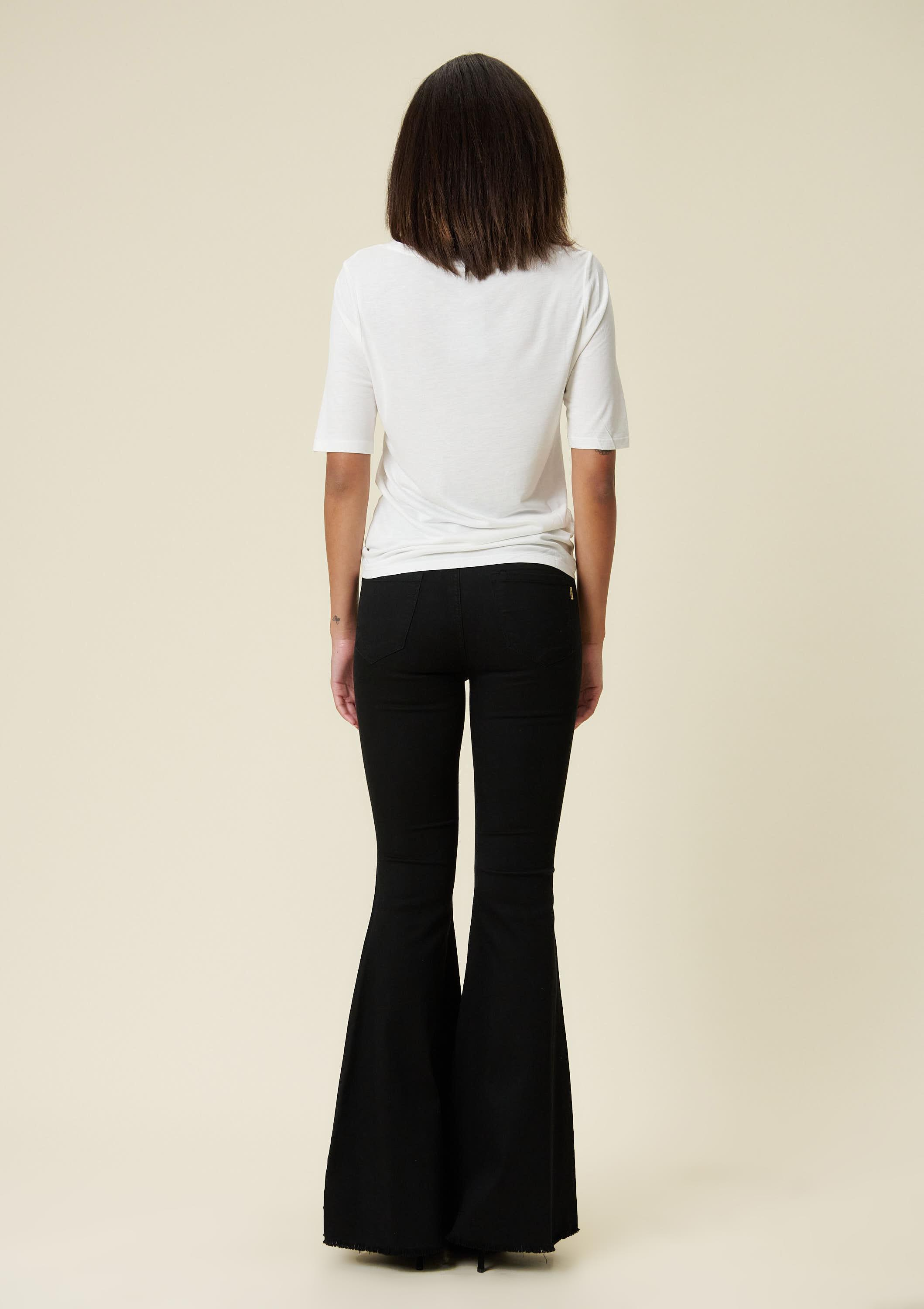 Swept Away Flare Jeans