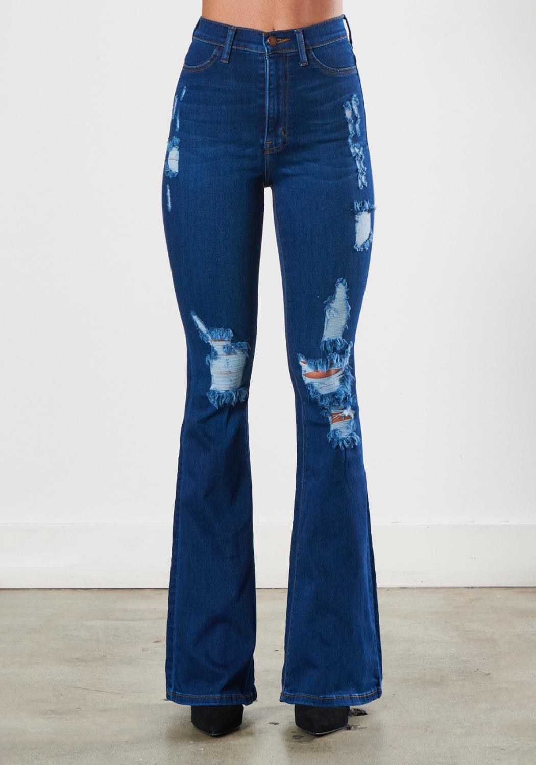 Lyzy Flare Jeans