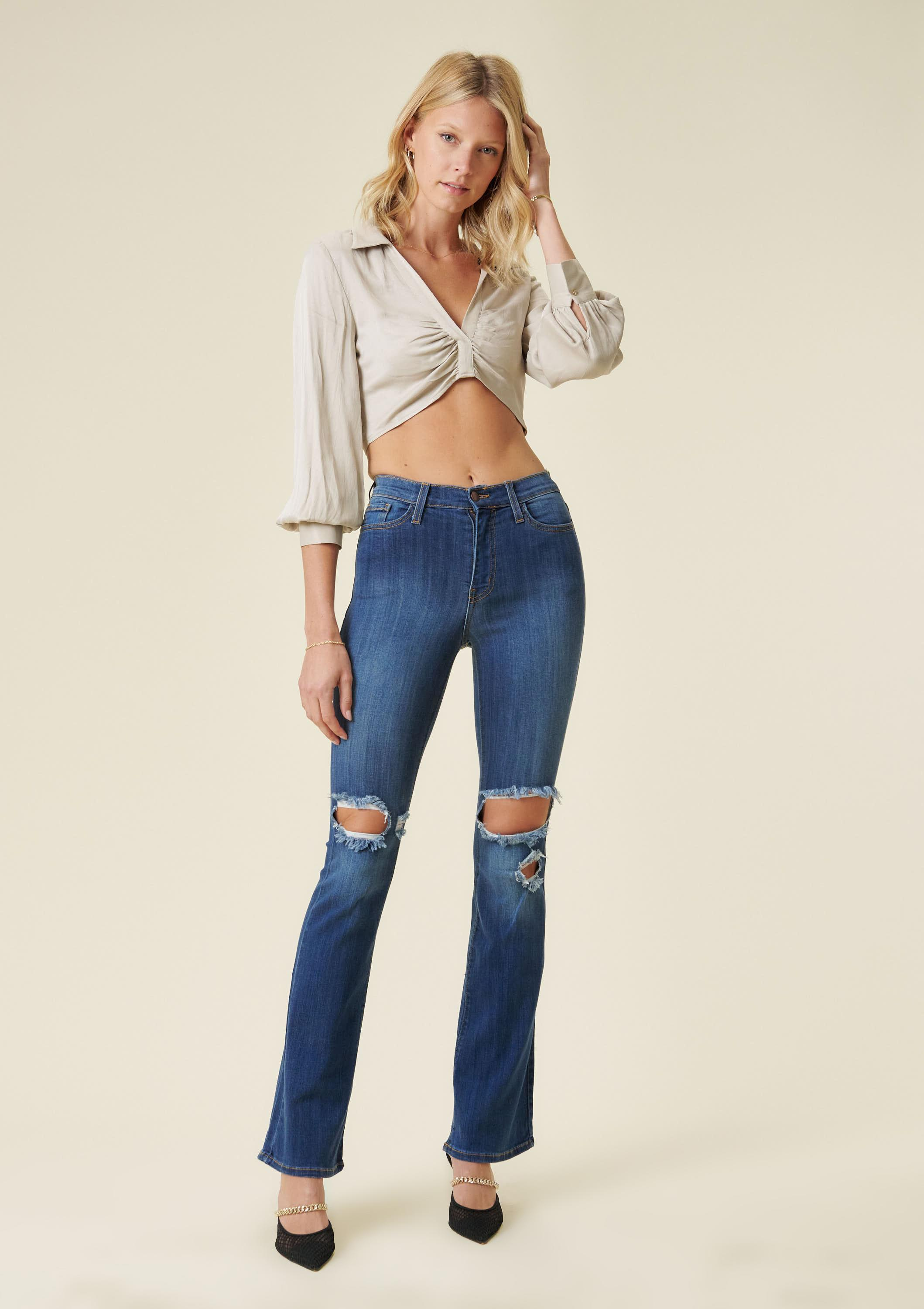 Loners Flare Jeans