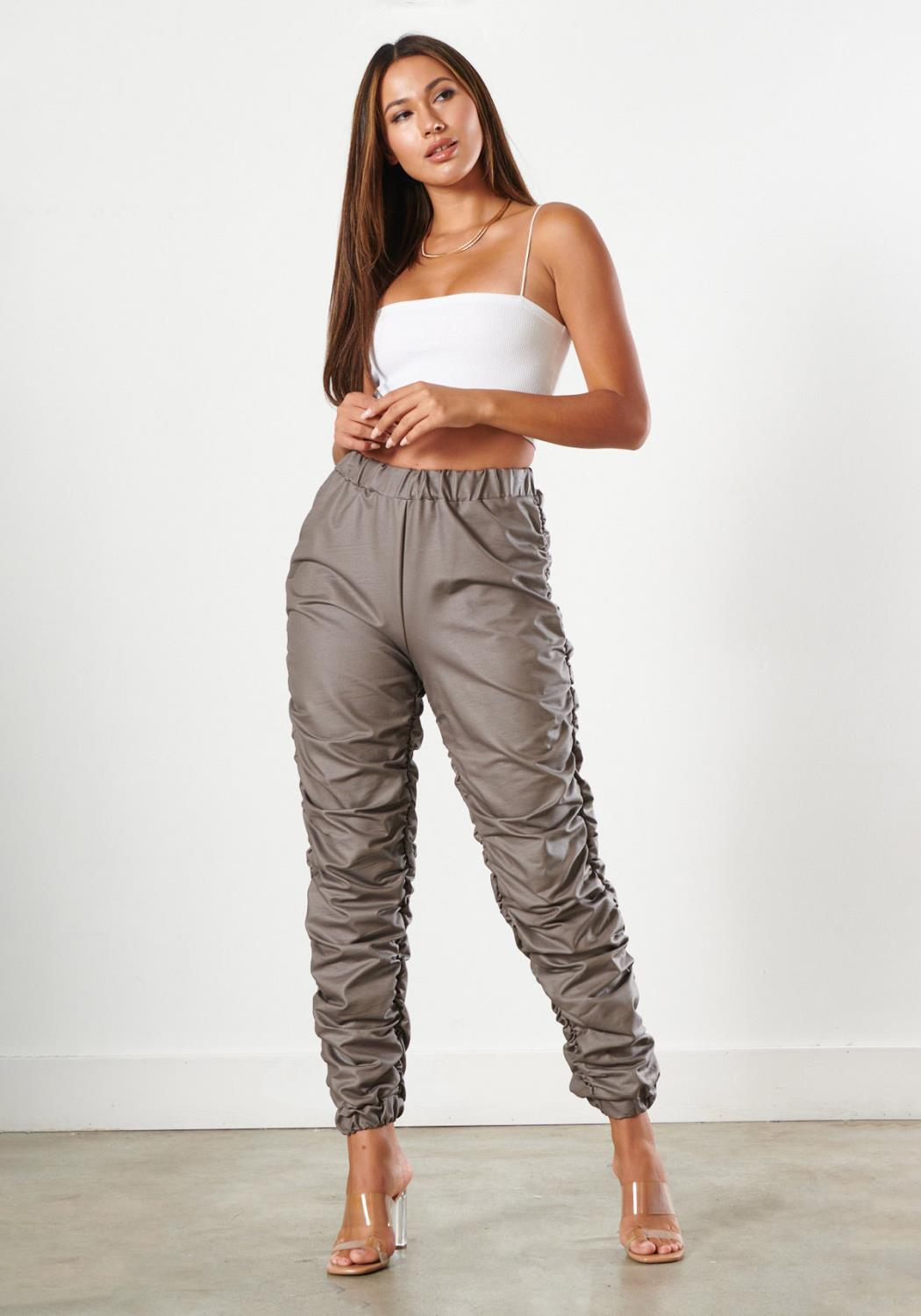 Nikki Coated Pants