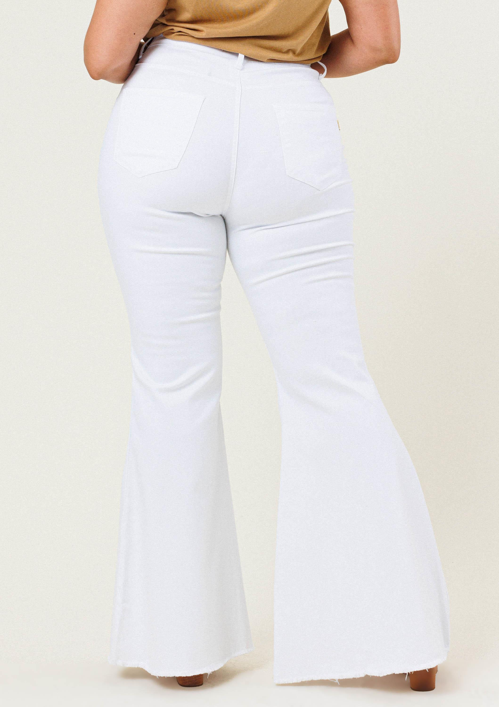 PLUS CH Swept Away Flare Jeans