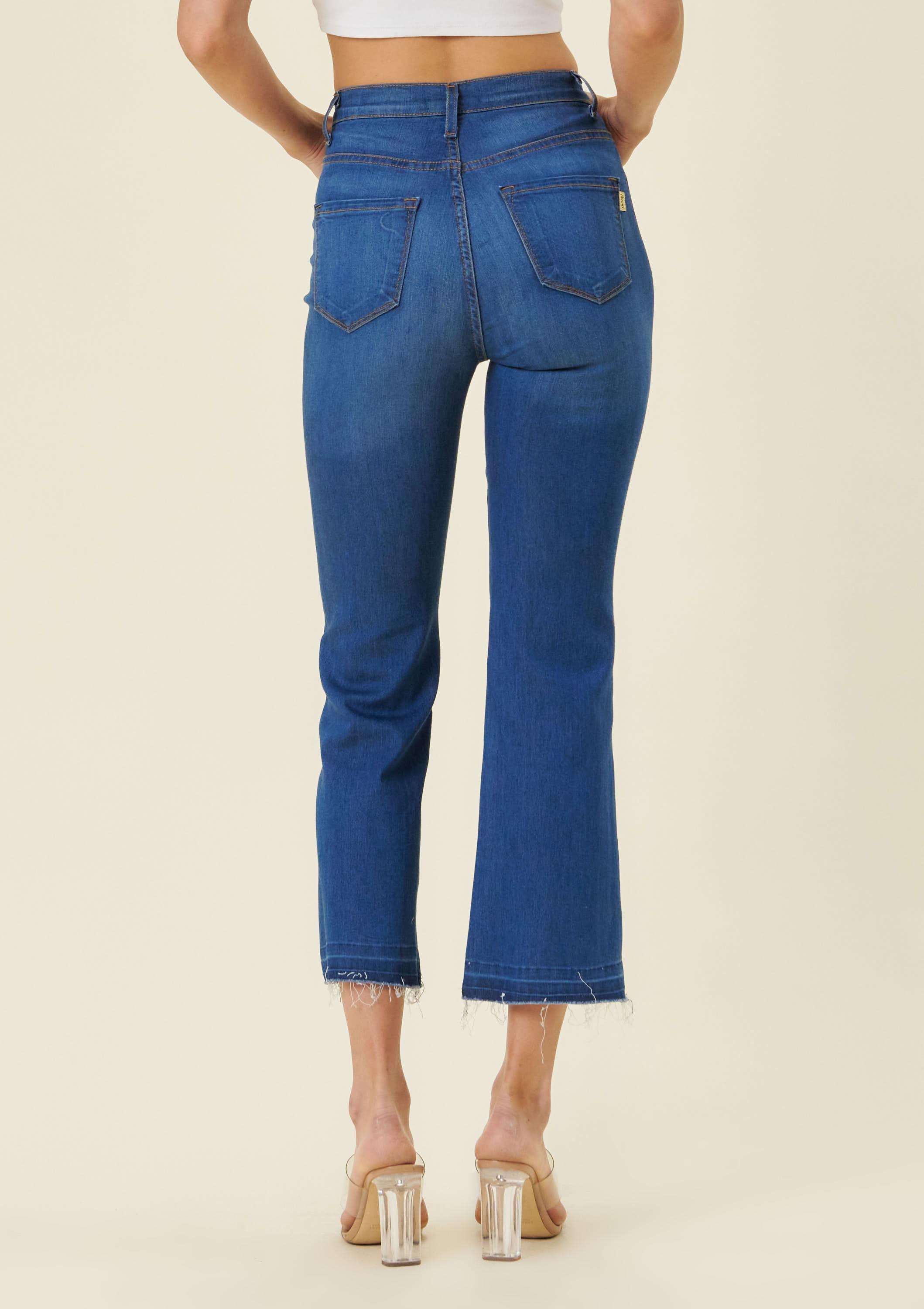 Lany Ankle Jeans