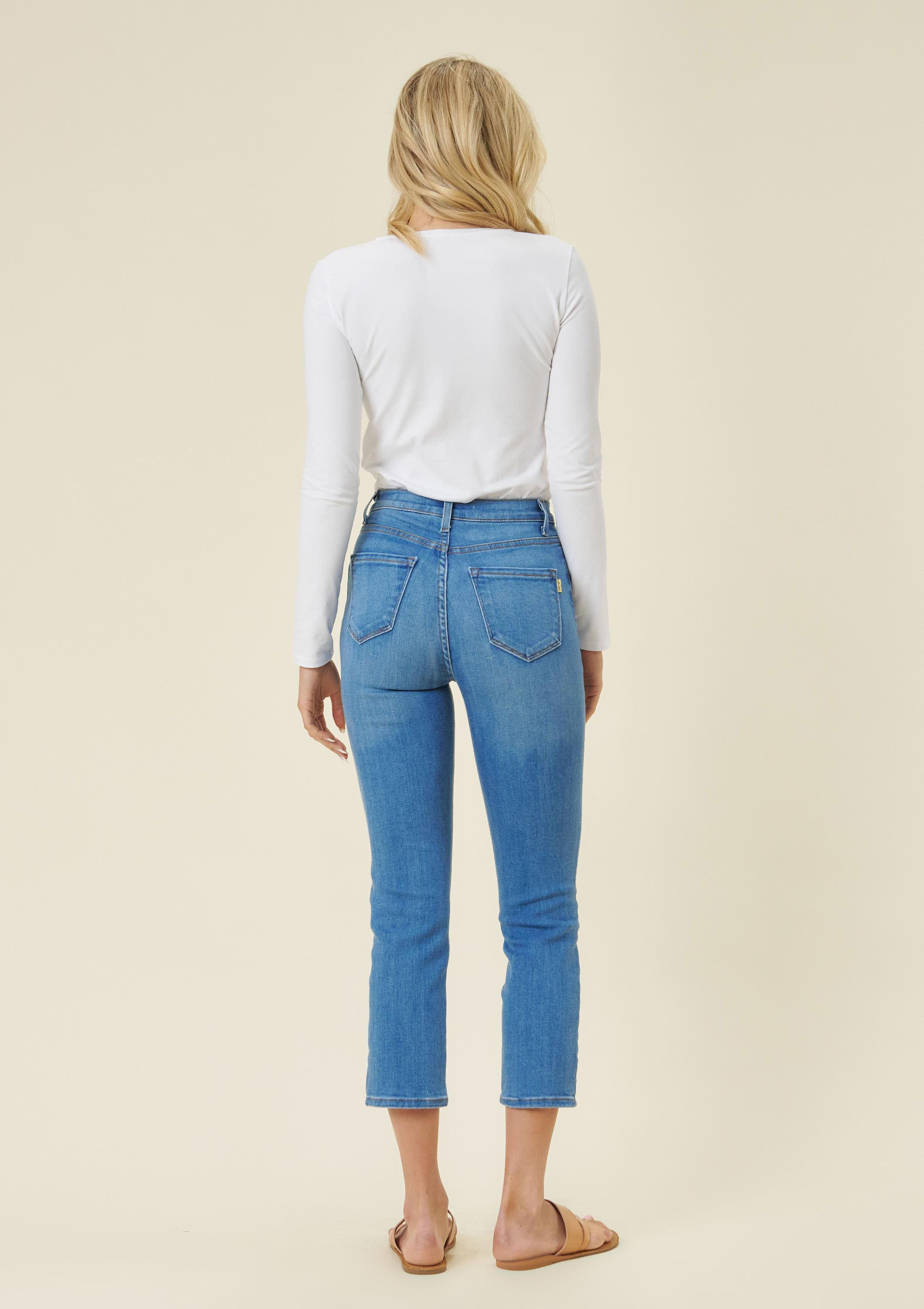 Try It Straight Jeans