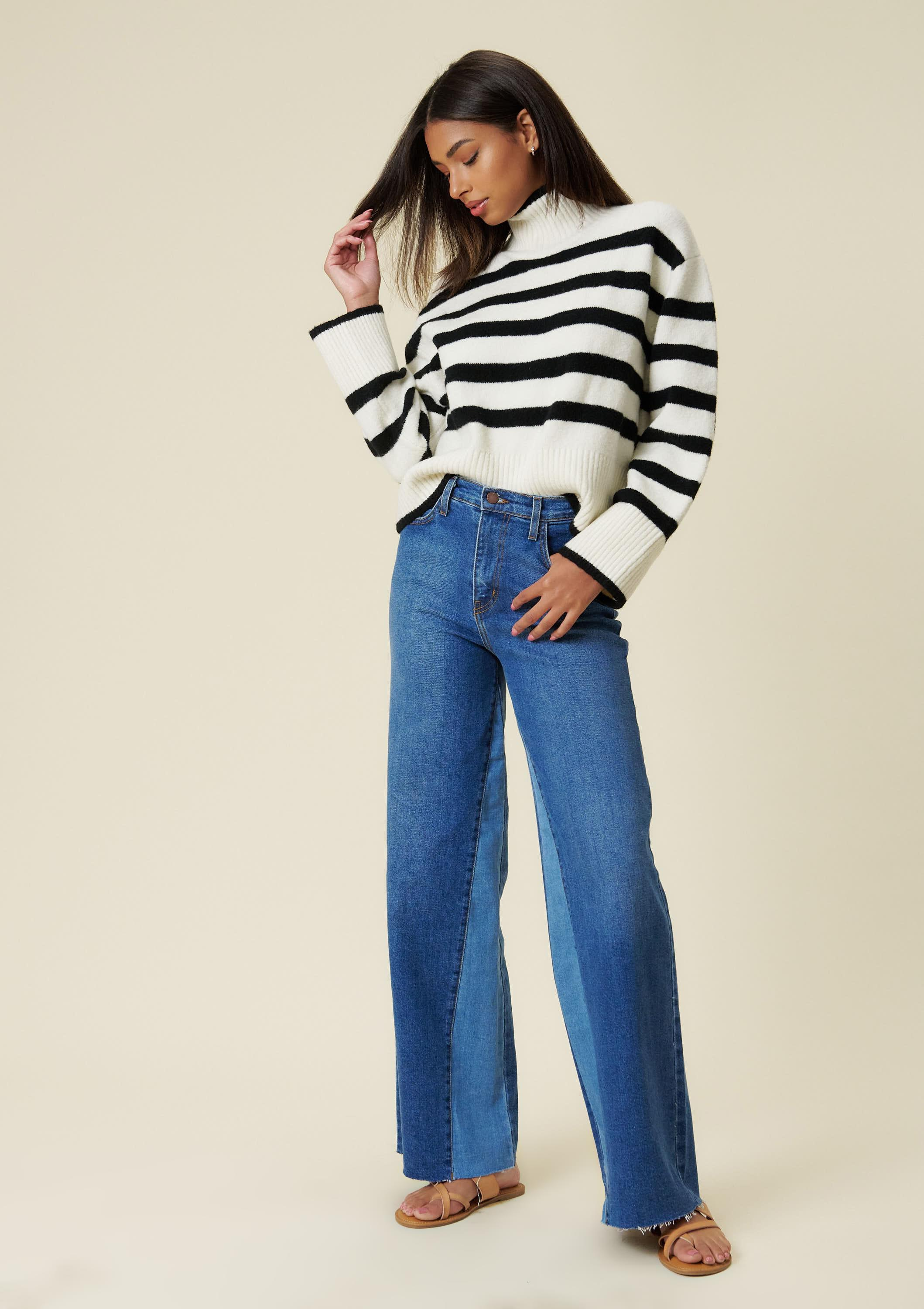 SOS Wide Jeans