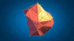 Logo Animation – Abstract Polygon