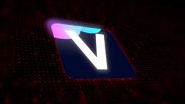 Digital Logo Ray Reveal