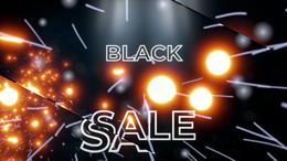 Black Friday Epic Sale Promo