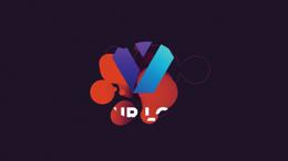 Gradient Blobs Logo