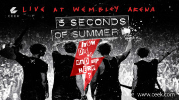 5 Seconds of Summer - How Did We End Up Here? Live At Wembley Arena