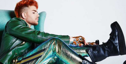 Adam Lambert Exclusive Interview With CEEK VR!