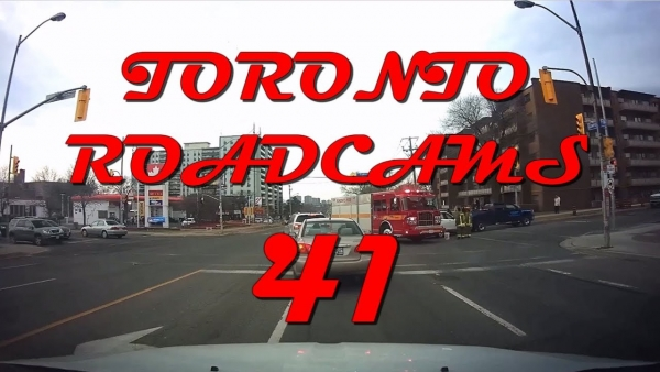 Toronto Roadcams Dash Cam Compilation Volume 41