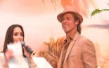 HAPPIEST SEASON -  Daniel Levy & Aubrey Plaza