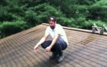 Shingle Roof Cleaning LLC Demonstration