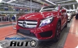 Mercedes GLA Produktion - So sieht\'s aus | Abenteuer Auto