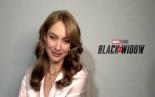 Olga Kurylenkov - BLACK WIDOW - Zoom interview