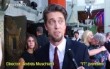 "Director: Andrés Muschietti at the ""IT"" premiere on..."