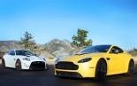 2015 Aston Martin V12 Vantage S vs 2014 Jaguar XKR-S GT! Head 2 Head...
