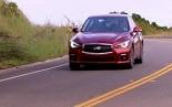 On the road: Infiniti Q50S Hybrid