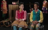 "Coolest kid actors ""Madalen Mills & Edison Latimer""..."