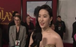 """MULAN"" WORLD  PREMIERE  with the amazing Yifei Liu"