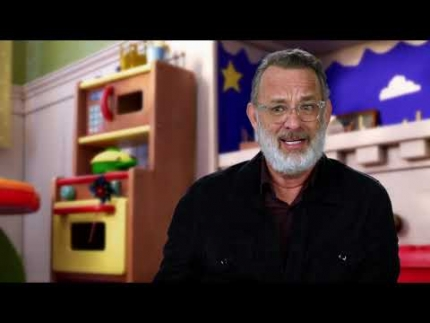 "Actor ""Tom Hanks"" who plays  'Woody' details the new ""Toy Story 4"""