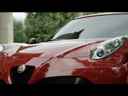 Alfa Romeo USA | Experience the 4C
