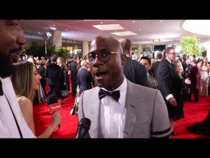 "Barry Jenkins at the ""77th Golden Globes 2020"""