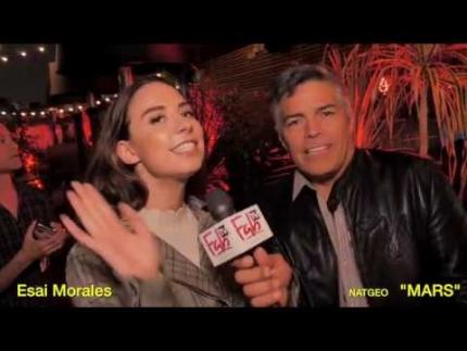 """Esai Morales stars in NATGEO's  """"MARS"""""""