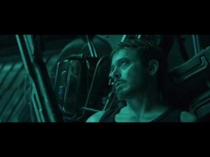 Avengers 4:  Endgame trailer is here!!!!