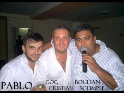 Pablo de la Timisoara & Bogdan Scumpu' - Doar stele din cer (Live botez Trandafir)