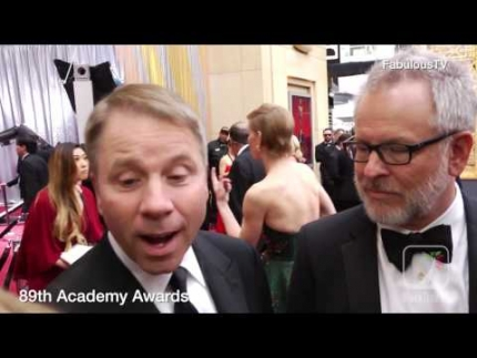 "89th Academy Awards ""Oscars""  on FabulousTV"