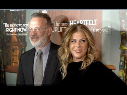 "Tom Hanks & cast ""A Beautiful Day in the Neighborhood"" NYC arrivals"